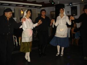 verksamhet dans